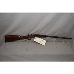 "Stevens Model Favorite .25 Stevens Cal Single Shot Falling Block Rifle w/ 22"" part octagon bbl [ fad"