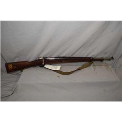 Swedish Mauser ( By Carl Gustaf ) Model 1896 / 38 Short Rifle ? Dated 1917 6.5 x 55 Swedish Mauser C