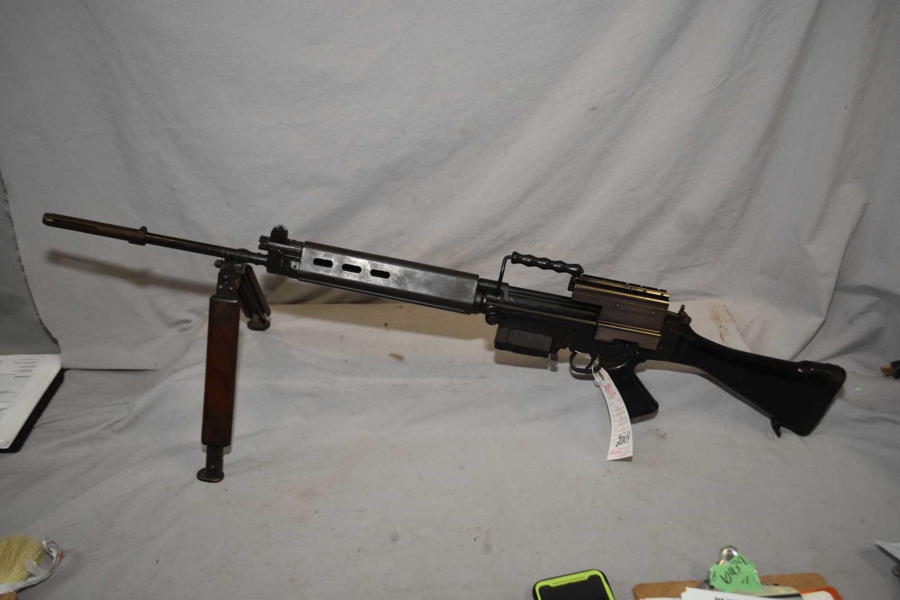 Prohib 12 - 5 - F N  FAL Model FAL 7 62 MM Nato Cal 5 Shot