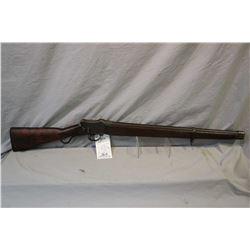 Antique - W.W. Greener Maker ( Patent No. 463628 / 35 ) Model Martini Action .14 Ga Single Shot Full