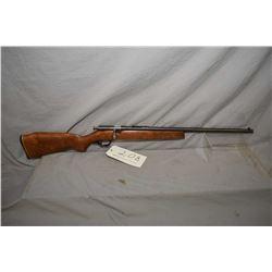 Cooey model 39 single shot bolt action .22 S., L, & LR cal rifle w/ 22  bbl.[ blued finish turning g