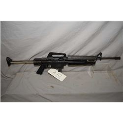 "Squires Bingham model 16R mag fed semi-automatic 10 shot rifle w/ 19"" bbl. [blued barrel and receive"