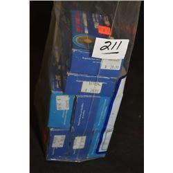 Bag Lot : Eight Boxes ( 50 rnds per ) Privi Partizan .40 S & W Cal 180 Grain Ammo Retail $ 28.99
