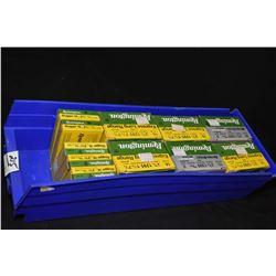 Blue Plastic Tray : Six Boxes ( 25 rnds ) Remington Nitro Steel # 2 Express Long Range 7 1/2 Shot Sh