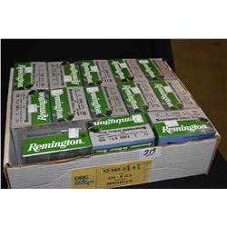 "Box Lot : Thirteen Boxes ( 25 rnds per ) Rem Hi Speed Steel .12 Ga 3"" BB Shot Shells Retail $ 15.99"