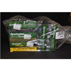 Bag Lot : Three Boxes ( 20 rnds per ) Rem Hyper Sonic .7 MM Rem Mag 160 Grain Retail $ 41.99 - One B