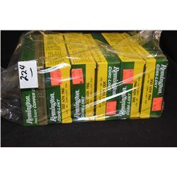 Bag Lot : Five Boxes ( 20 rnds per ) Rem Core Lokt .300 Win Mag Cal 150 Grain Ammo Retail $ 42.99 -