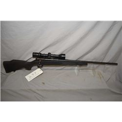 "Weatherby Vanguard .300 Weatherby mag. mag fed bolt action rifle w/ 24"" bbl. [blued finish, minor ni"