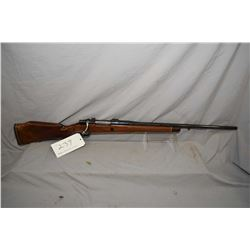 "Zastava Mark X, 458 Win mag calibre, mag fed bolt action rifle, w/ 26"" bbl. [appears to be reblued b"