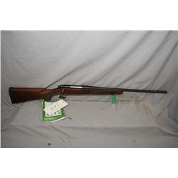 "Remington 700, 8mm Mauser cal. mag fed bolt action rifle, w/ 24"" bbl/ [blued finish, threaded for op"