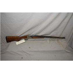 "Unknown Russian made double barrel side X side 410 gauge shotgun w/ 26"" bbl. [ blued barrels with si"