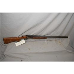 "Cooey Model 840, single shot, hinge break 12 gauge shot gun w/28 1/4' bbl. [chambered for 2 3/4"" & 3"