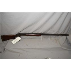 Harrington & Richardson Inc. Model 176 Sportsman Long Range, single shot hinge break, 10 gauge magnu