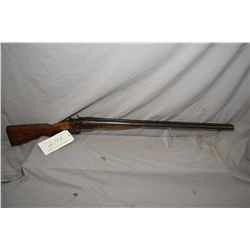 J.Stevens Arms & Tool Co. Model 235, double barrel side X side 16 gauge, hinge break shotgun w/ 29 3