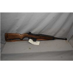 Restricted - Universal Model M1 Carbine .30 Carbine Cal 5 Shot Semi Auto Carbine w/ 457 mm bbl [ blu