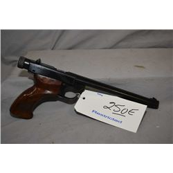 Restricted - Drulov ( Dilo Svratouch ) Model 70 .22 LR Cal 1 Shot Pistol w/ 250 mm bbl [ blued finis