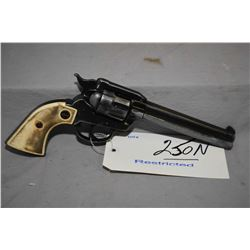 Restricted - Rohm Model 63 .22 LR Cal 8 Shot Revolver w/152 mm bbl [ fading blue finish, worn white