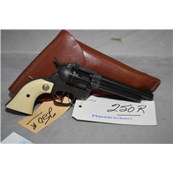 Restricted - High Standard Model Double Nine Long Horn W101 .22 LR Cal 9 Shot Revolver w/ 140 mm bbl