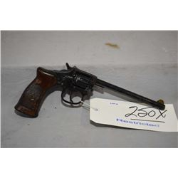 Restricted - Harrington & Richardson Model Trapper .22 LR Cal 7 Shot Revolver w/ 152 mm bbl [ blued