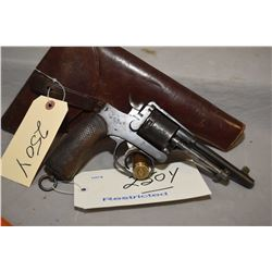 Restricted - Rast & Gasser Model 1898 Austrian Service .8 MM Rast & Gasser Cal 8 Shot Revolver w/ 11