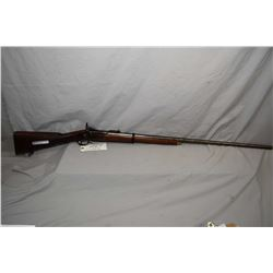 "Antique Snider Enfield Model 1864 Mark II* .577 Snider Cal Single Shot Rifle w/ 36 5/8"" bbl [ faded"