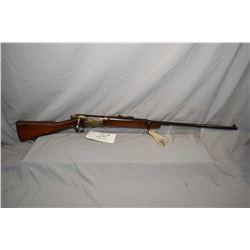 Krag Jorgensen ( Springfield Amoury ) Model 1898 .30 - 40 Krag Cal ? Sporterized Bolt Action Rifle w