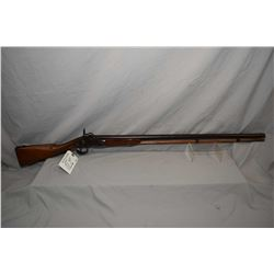 "Antique Unknown European Model Musket .69 Perc Cal Black Powder Musket w/ 33"" bbl [ blued finish tur"