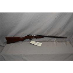 """Cooey Model Canuck .22 LR Cal Single Shot Bolt Action Rifle w/ 17 1/2"""" bbl [ old reblue over some li"""