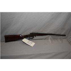 "Stevens Model Crack Shot 26 .32 Long Rimfire Cal Single Shot Falling Block Rifle w/ 18"" bbl [ reblue"