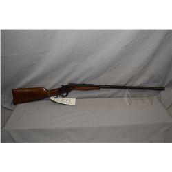 "Stevens Model Favorite .22 Long Rifle Cal Single Shot Rolling Block Rifle w/ 24"" part octagon bbl ["