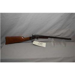 "Stevens Model 14 1/2 Little Scout .22 LR Cal Single Shot Rolling Block Rifle w/ 18"" bbl [ blued fini"