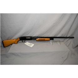 "Lakefield Mossberg Model 400 G .12 Ga 3"" Pump Action Shotgun w/ 30"" bbl [ painted black finish, reva"