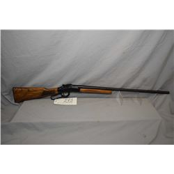 "Ithaca Model M66 Super Single .20 Ga 3"" Lever Break Action Single Shot Shotgun w/ 28"" bbl [ blued fi"