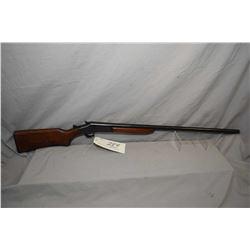 "H & R Arms Co. Model 48 Topper .12 Ga Single Shot Break Action Shotgun w/ 30"" bbl [ blued finish, pl"