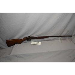 "Iver Johnson Model Champion .44 Shot Cal Single Shot Shotgun w/ 26"" bbl [ fading blue finish turning"