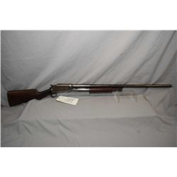 "Marlin Model 1898 .12 Ga Pump Action Shotgun w/ 32"" bbl [ fading blue finish turning brown in some a"