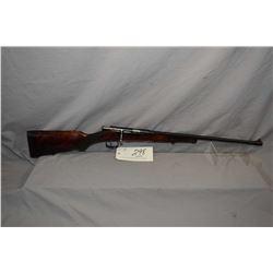 "Vostok ( USSR ) Model Single Shot Dated 1966 .22 LR Cal Single Shot Bolt Action Rifle w/ 21"" bbl [ r"