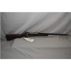 "German Mauser Model GW 98 .8 MM ? Cal Bolt Action Sporterized Rifle w/ 23"" stepped bbl [ sights remo"