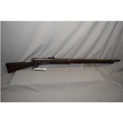 Antique - Swiss Vetterli Model 1869 .41 Swiss Rimfire Cal Full Wood Military Bolt Action Rifle w/ 33