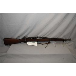 U.S. Rifle ( Rock Island Arsenal ) Model 1903 .30 - 06 Sprg Cal Bolt Action Full Wood Military Rifle