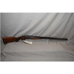 """Iver Johnson Model Hercules Grade .12 Ga Side by Side Hammerless Shotgun w/ 28"""" bbl [ blued finish s"""