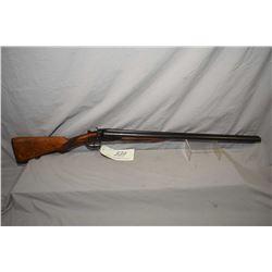 "Baikal ( USSR) Model T 103 - 66 .12 Ga Side By Side Hammer Shotgun w/ 28 1/4"" bbls [ fading blue fin"