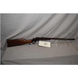 "Stevens Model Favorite .32 - Long Rimfire Cal Single Shot Falling Block Rifle w/ 22"" part octagon bb"