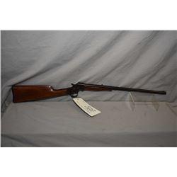 "Stevens Model Crack - Shot .22 LR Cal Single Shot Rolling Block Rifle w/ 20"" bbl [ faded blue finish"