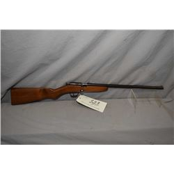 "Cooey Model Ace 1 .22 LR Cal Single Shot Bolt Action Rifle w/ 17"" bbl [ fading blue finish turning b"