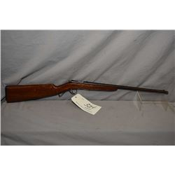 "Winchester Model 1902 .22 LR Cal Single Shot Bolt Action Rifle w/ 18"" bbl [ patchy faded blue finish"