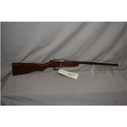 "Cooey Model Ace 1 .22 LR Cal Single Shot Bolt Action Rifle w/ 17"" bbl [ fading blue finish starting"