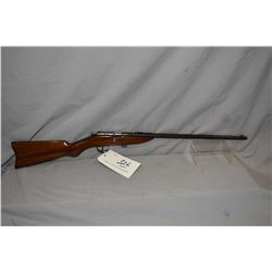 "Cooey Model Canuck .25 Rimfire Cal Single Shot Bolt Action Rifle w/ 20"" bbl [ fading blue finish, ba"