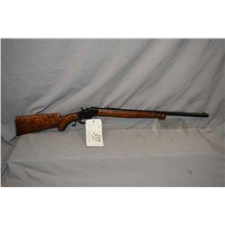 """Stevens Model 1915 Favorite .22 LR Cal Single Shot Falling Block Rifle w/ 24"""" bbl [ fading blue fini"""