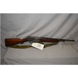 "Winchester Model 1910 SL .401 SL Cal Mag Fed Semi Auto Rifle w/ 20"" bbl [ fading blue finish, with s"
